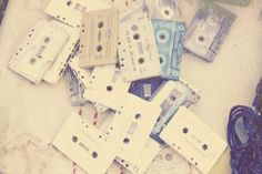 Sometimes, I listen to my old cassette tapes more than I listen to my ipod.