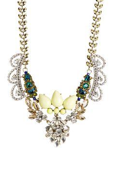 t+j Designs | Luxe Vintage Inspired Necklace | HauteLook