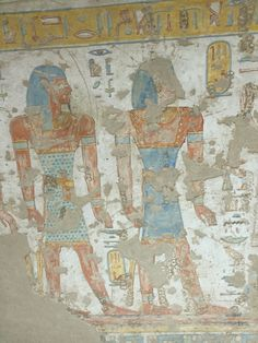 Luxor, valley of the Kings March 2016
