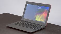 The Lenovo IdeaPad 100S-11 is a well-built ultraportable laptop that features a lightweight design, competent performance, and more than 11 hours of battery life, at a very low price.