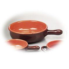 Cratita din ceramica cu un maner din colctia Coccio. Tableware, Dinnerware, Tablewares, Dishes, Place Settings