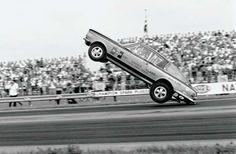 "1965 iBarracuda ""Hurst Hemi Under Glass"" wheelstander"