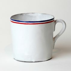 ASTIER de VILLATTE : x COMMUNE DE PARIS TRICOLORE Tea cup