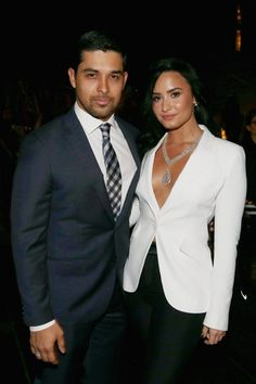 Pin for Later: The Way They Were: A Look at Demi Lovato and Wilmer Valderrama's Romance