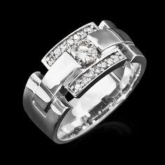 1000+ ideas about Men's Diamond Rings on Pinterest | Rings ...