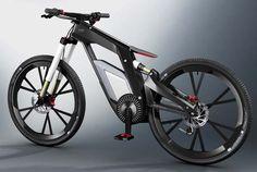 Audi Unveils High Performance Wörthersee E-Bike