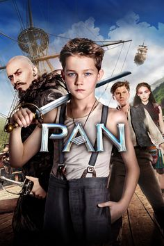Peter is a mischievous boy who is whisked off to the magical world of Neverland, where he finds amazing adventures and discovers his true destiny—to become the hero Peter Pan. Stars Hugh Jackman & Garrett Hedlund.