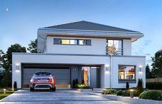 Projekt domu Orkan 178,79 m2 - koszt budowy - EXTRADOM