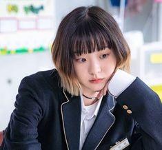 Dramas, Kpop, Lee Joo Young, Hair Color Streaks, Weightlifting Fairy Kim Bok Joo, Kim Ji Won, Seo Joon, Kdrama Actors, Ulzzang Girl