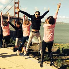 Trip4real is in the house! Golden gate experience ;)