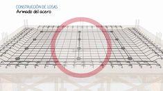 placa de hormigón apoyada sobre el terreno la cual reparte el peso y las cargas del edificio sobre toda la superficie de apoyo.