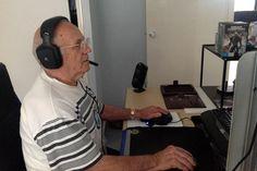 에 노인 게이머들이 우세를 보일 때도 있다. 아킨슨은 호주 멜번에서 정육점을 경영하다
