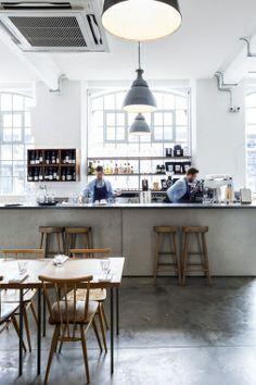 Lighting | Lyle's, Shoreditch, London