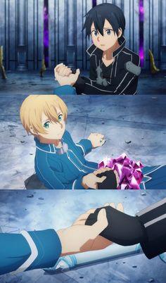 Sao Kirito And Asuna, Kirito Sword, Sword Art Online Asuna, Sao Characters, Desenhos Love, Character Art, Character Design, Korean Anime, I Love Anime