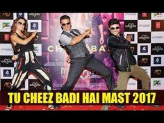 Tu Cheez Badi Hai Mast Mast 2017 song launch   Machine   Akshay Kumar, Mustafa, Kiara Advani. Kiara Advani, Akshay Kumar, Interview, Product Launch, Songs, Youtube, Song Books, Youtubers, Youtube Movies