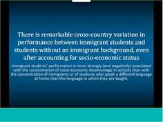Immigrant Students at School - Easing the Journey towards Integration - en - OECD