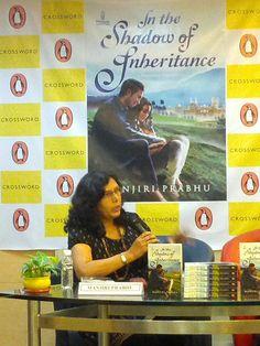 In the Shadow of Inheritance, by Manjiri Prabhu. Book launch in Pune
