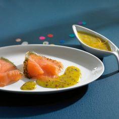 ESSEN & TRINKEN - Orangen-Senf-Sauce Rezept