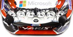 ヤリスWRC 大図解 | 2017年 | WRC | TOYOTA GAZOO Racing Gazoo Racing, Monte Carlo, Toyota, Safari, Portugal, Cars, Vehicles, Design, The World