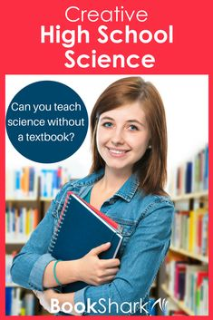 Creative High School Science for Homeschoolers homeschool science interest-led learning Homeschool High School, Homeschool Apps, High School Science, Science Curriculum, Science Classroom, Science Lessons, Teaching Science, Science Experiments, Homeschooling