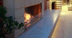 EcoSmart Fire Installation: Private Residence, Western Australia