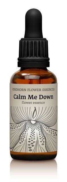 Findhorn Flower Essences - Calm Me Down, £10.50 (http://www.findhornessences.com/calm-me-down/)