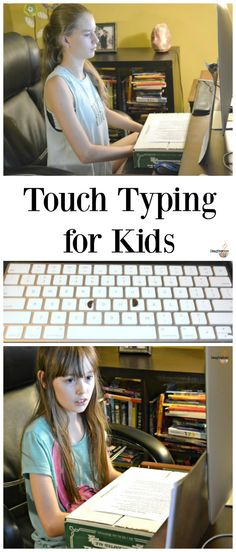 did you know that touch typing is the best way for kids to learn keyboarding…