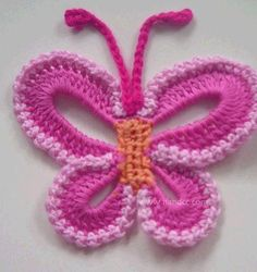 crochet tutorials with pictures | FLOWER TO CROCHET | Crochet For Beginners