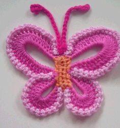 crochet tutorials with pictures   FLOWER TO CROCHET   Crochet For Beginners