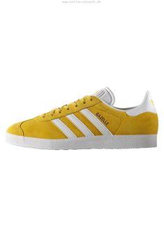 ad1c7cf71753 Online Salg adidas Originals GAZELLE Sneakers mustard yellow Sennep Gul