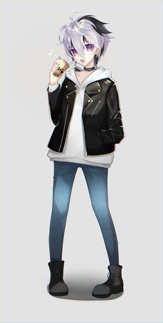 Boy Anime Eyes, Sad Anime, Kawaii Anime, Anime Guys, Anime Art, Anime Couples Manga, Cute Anime Couples, Cute Characters, Anime Characters