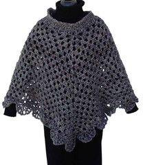 Maggie's Crochet · Martha's Coming Home Poncho - Free Crochet Pattern