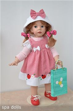 Куклы-близнецы от Elisabeth Lindner / Куклы Gotz - коллекционные и игровые Готц / Бэйбики. Куклы фото. Одежда для кукол