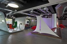 Moveable Office Screens | Cussons, Manchester Office Screens, Fabric Structure, Creative Inspiration, Canopy, Manchester, London, Wall, Design