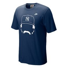 New York Yankees Cooperstown Hair-itage Don Mattingly Player T-Shirt by Nike - MLB.com Shop