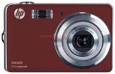 Aparate Foto Compacte HP