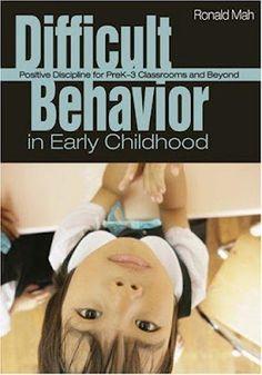 Professional read aloud about problem behavior
