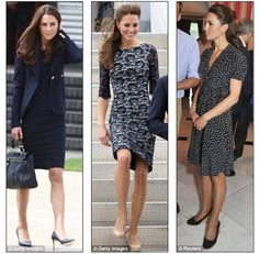 Kate Middleton is always so classy, love her style! by winnie