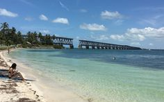 Florida Keys- Stops auf der Fahrt von Miami nach Key West
