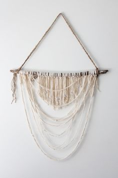 Giant+Driftwood+Wall+Hanging+by+Hummusbird+on+Etsy,+$100 - Want this for over my…