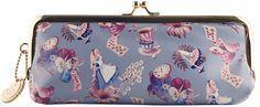 アリスのポーチ 小  『不思議の国のアリス』の雑貨シリーズ アリス・イン・ワンダーランド   - SelectShop W