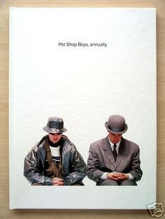 Pet Shop Boys, annually | 1988                                                                                                                                                                                 More