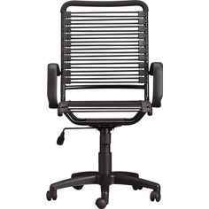 studio office chair in office furniture | CB2