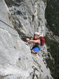 Klettersteig Rino Pisetta
