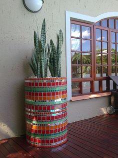 Cubedec F Range with mosaic | Flickr - Photo Sharing!