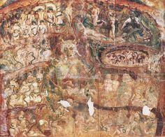 Buonamico  Buffalmacco -Hell, detail (Camposanto di Pisa)