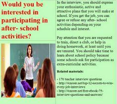 10 Best Employment Images Teacher Interviews Interview Skills