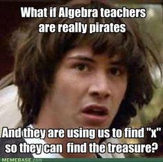 That would explain a lot!