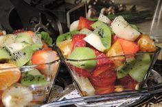 В моята кухня с мен Ваня Джорджевич: Плодова салата