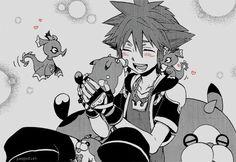 Sora & Dream Eaters
